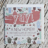'Yay! New Home' Card - cards
