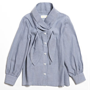 Bow Collar Shirt - children's shirts & blouses