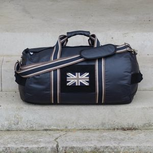 Customised Vintage Style Kit Bag
