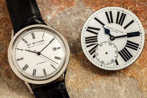 James McCabe Heritage Automatic Watch - watches