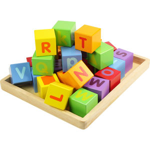 Alphabet Blocks - traditional toys & games