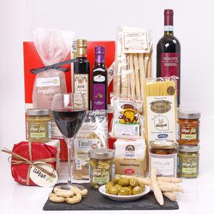 Allegro Italian Hamper - food hampers