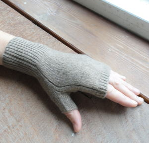 Handwarmers In Cashmere - womens