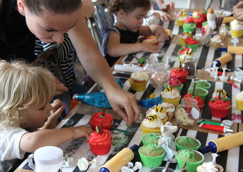 Children's Creative Baking Class