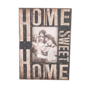'Home Sweet Home' Picture Frame