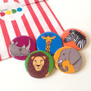 Animal Badges