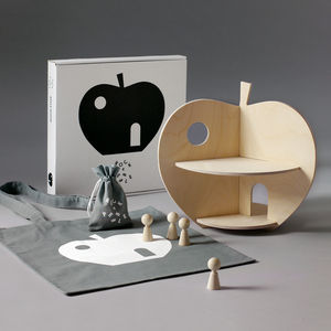 Mini Apple Dolls House