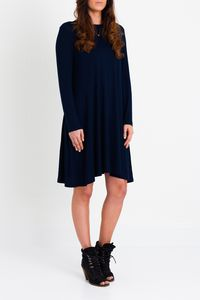 Fern Swing Dress - women's fashion