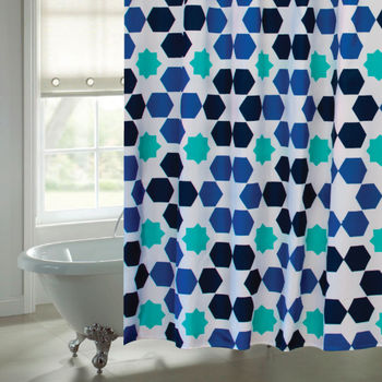 Maghreb Bright Shower Curtain