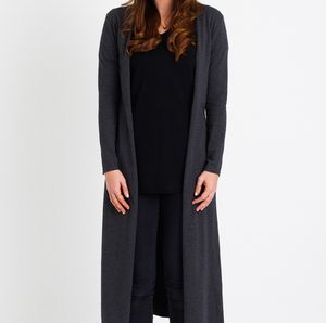 Lottie Long Cardigan - layer up