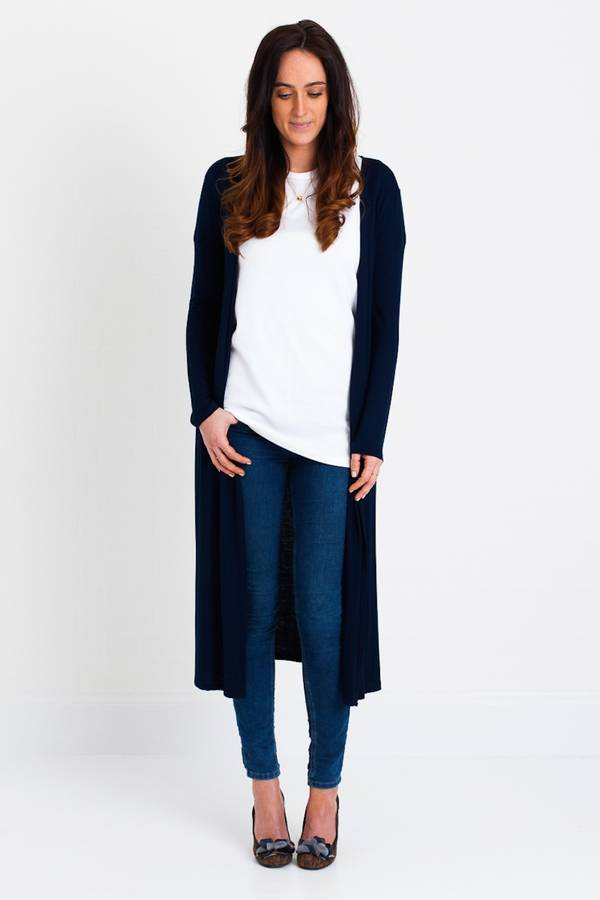 lottie long cardigan by love holly | notonthehighstreet.com