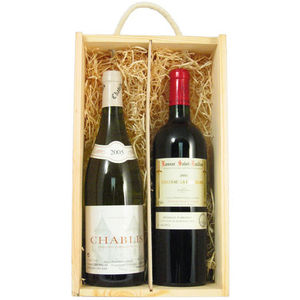 Club Classics Wine Hamper - wine hampers