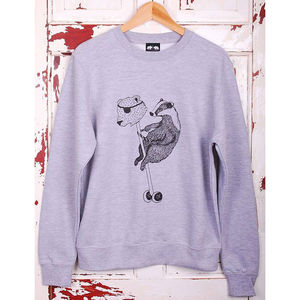 Badger Jumper - women's fashion