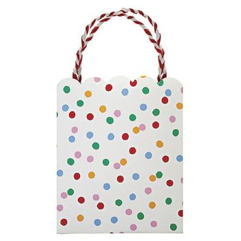 Toot Sweets Polka Dot Party Bags