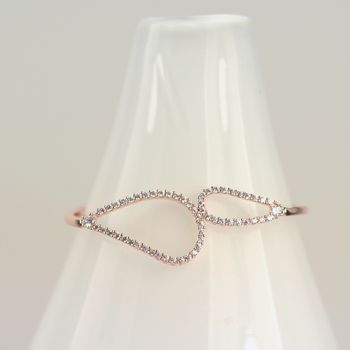 Love At First Sight Bracelet In Rose Gold