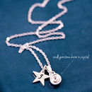 Personalised Little Star Necklace