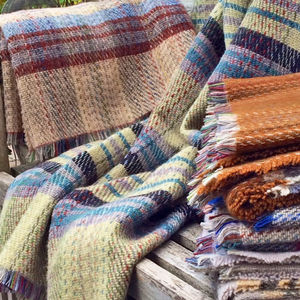 Checked Picnic Rug - home sale