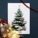 Thumb decorate it yourself christmas tree poster