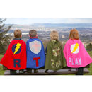 Children's Personalised Dressing Up Cape