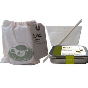 Herbal Infusion Taster Kit - teas, coffees & infusions