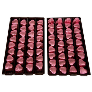 Romeo Heart Shaped Belgian Chocolates