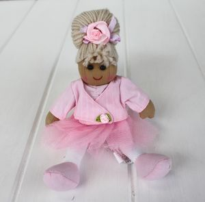 Mini Ballerina Rag Doll