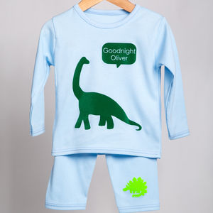 Personalised Pyjamas - children's nightwear