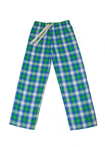Chartwell Checked Lounge Pants - women's fashion