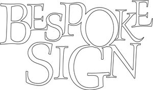 Take A Moment Bespoke Sign