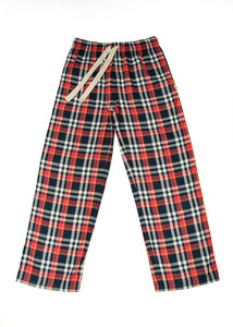 Burghley Checked Lounge Pants - fashion