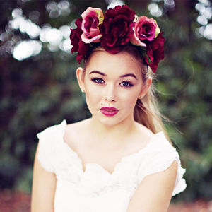Lana Rose Flower Crown - women's accessories