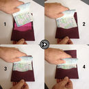 how to fit your passport