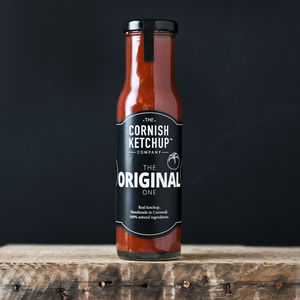 Original Cornish Ketchup - sauces & seasonings