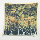 Forest Print Cushion