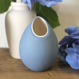 Porcelain Mini Bud Vase - vases