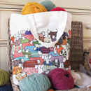 Colourful Sheep Bag