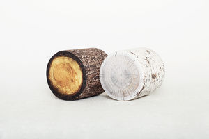 Forest Tree Seat - winter homeware