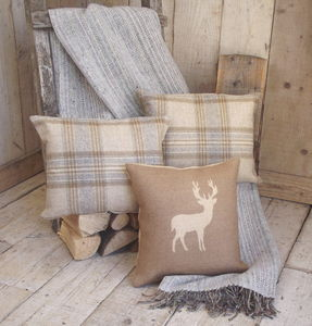Luxury Cushions And Throw Collection - throws, blankets & fabric