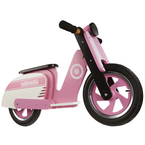 Personalised Wooden Scooter - outdoor toys & games