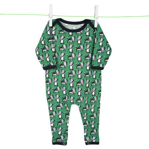 Babies Badger Onesie And Sleepsuit - baby & child sale