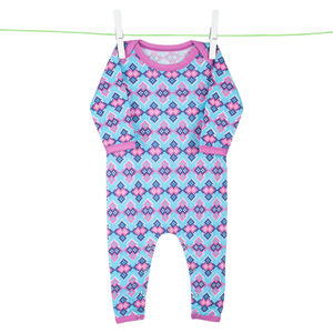 Babies Mosaic Onesie And Sleepsuit - view all sale items