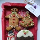 Christmas Cookie Selection Box