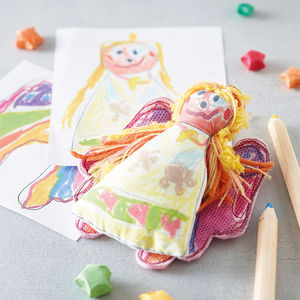 Personalised Angel Decoration - decoration making kits