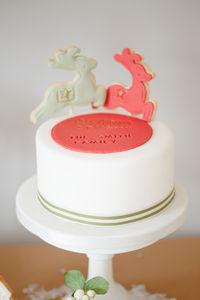 Personalised Luxury Christmas Fruit Cake - food & drink gifts