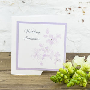 Sienna Wedding Stationery Collection