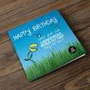 Grow Your Own Venus Fly Trap Birthday Card