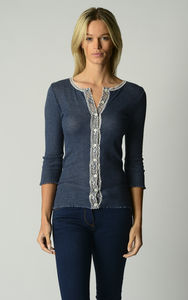 Flash Sale 40% Off!! Gypsy Lace Crew Cardigan - jumpers & cardigans