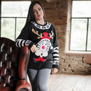 Women's Wally Christmas Jumper
