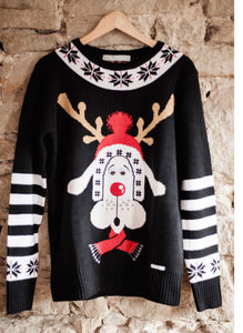 Men's Wally Christmas Jumper - christmas jumpers & fancy dress