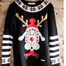 Men's Wally Christmas Jumper